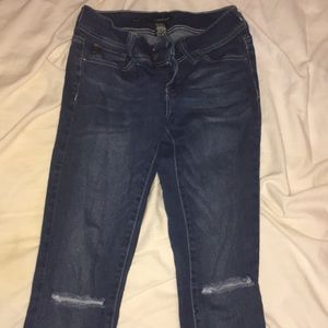 Chloe curvy fit jeans